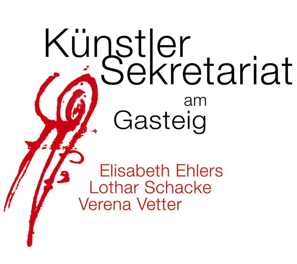 Logo KünstlerSekretariat am Gasteig